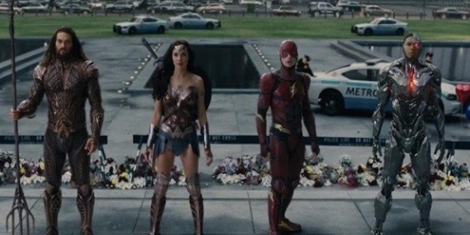 Trailer de La Liga de la Justicia impacta a asistentes de Comic-Con en San Diego