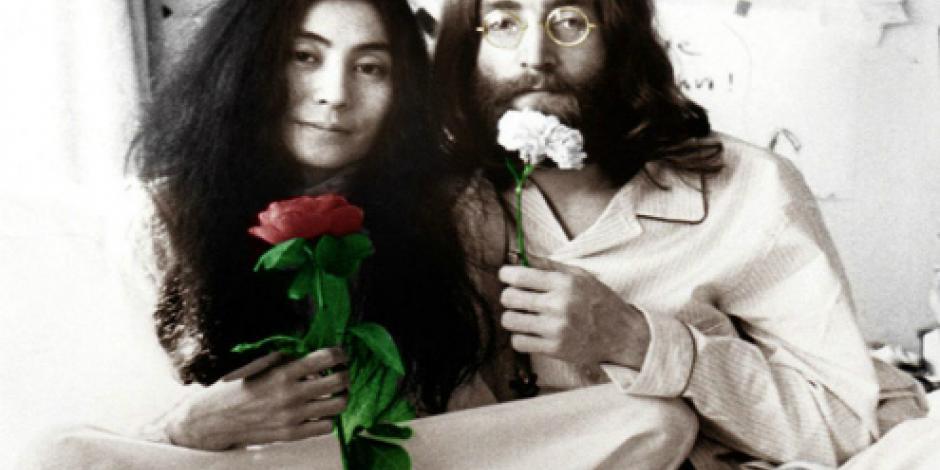 "¡Por fin! Reconocen a Yoko Ono como coautora de ""Imagine"""