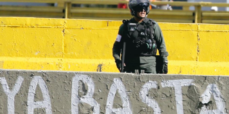 Maduro hace purga en el Ejército: arrestan a 70 militares por rebelión