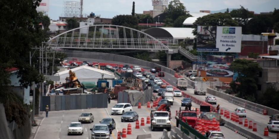Gobierno de Morelos señala que advirtió en tiempo y forma sobre riegos en Paso Exprés