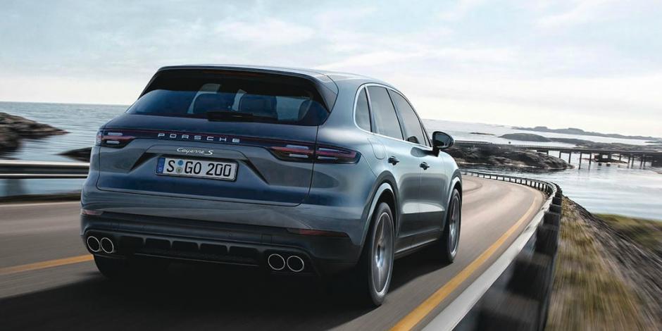 Porsche Cayenne: modernidad, velocidad y elegancia al volante