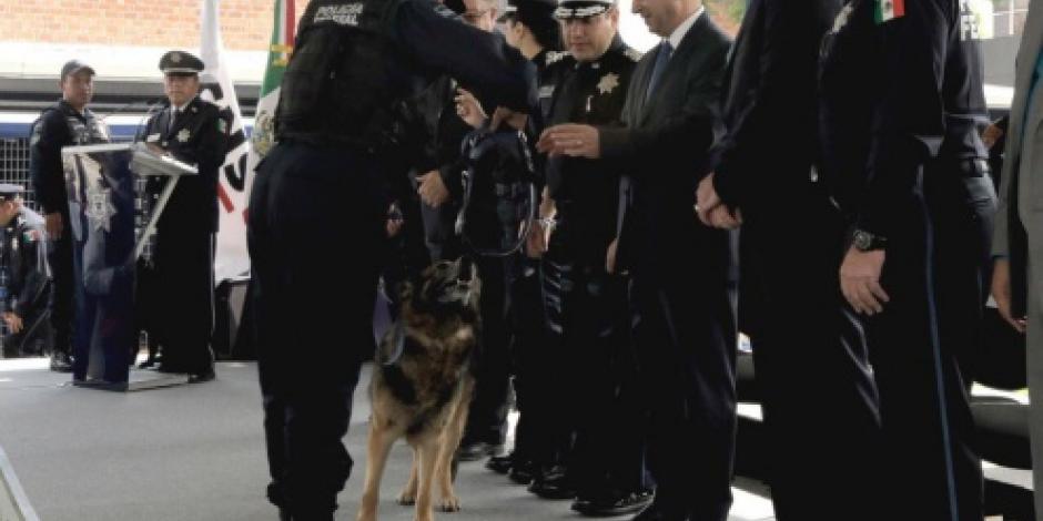 Comisionado de Seguridad plantea ajustes a Nuevo Sistema de Justicia Penal
