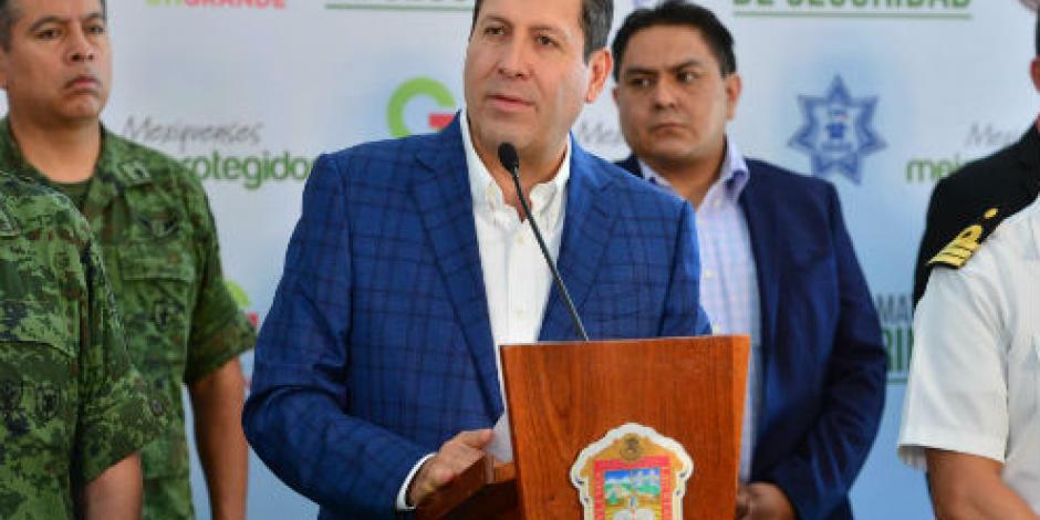 Celebra Eruviel que 3 municipios del Edomex salgan de lista peligrosa