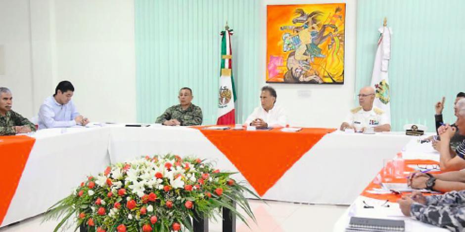 Yunes destaca acciones contra huachicoleros