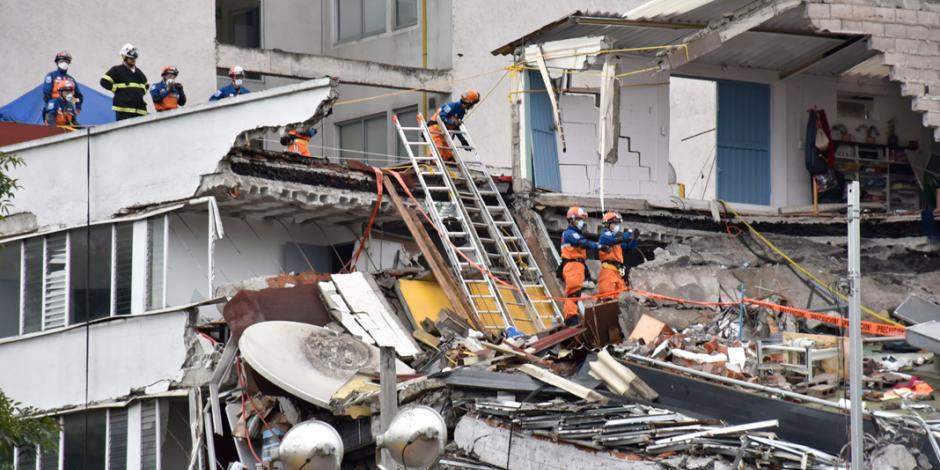 Entregan ocho cadáveres de personas extranjeras en la CDMX
