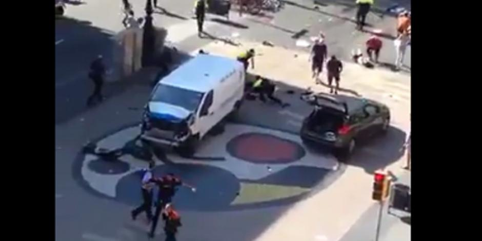 Sospechosos de ataque en Barcelona son español y marroquí