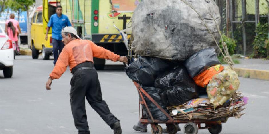 Promueve PVEM que nueva separación de basura se aplique en todo el país