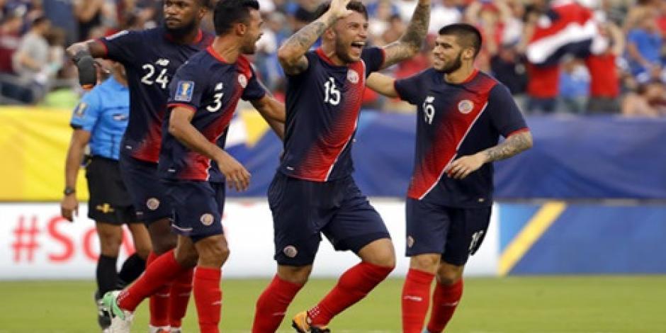Costa Rica avanza a semifinales de la Copa Oro al vencer a Panamá
