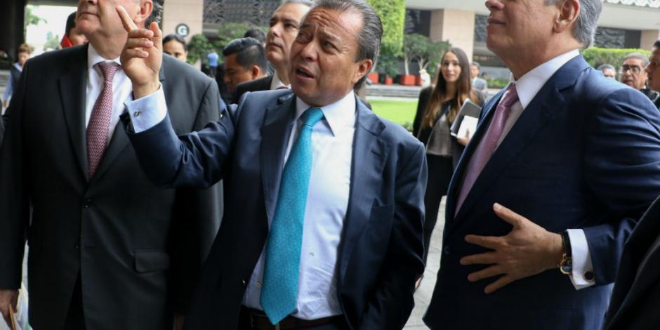 PRI analiza vía legal para destrabar crisis en San Lázaro