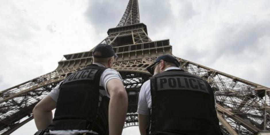 Fiscalía parisina detiene a un hombre por intento de ataque terrorista