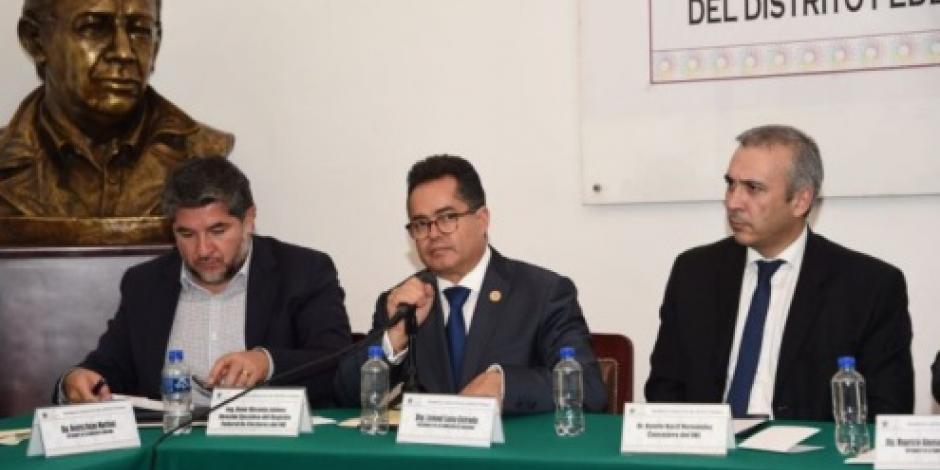 Proyecto de redistritación de la CDMX quedará listo después del 15 de julio, señala INE