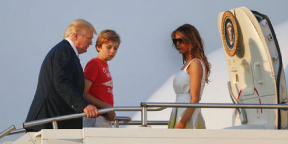 Familia de Trump