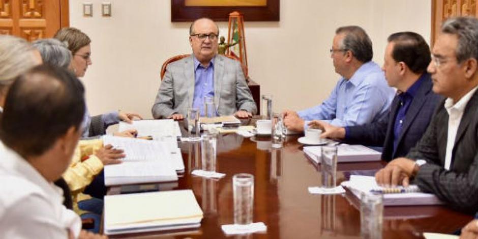 Morelos busca ampliar capacidad de drenaje en Paso Exprés