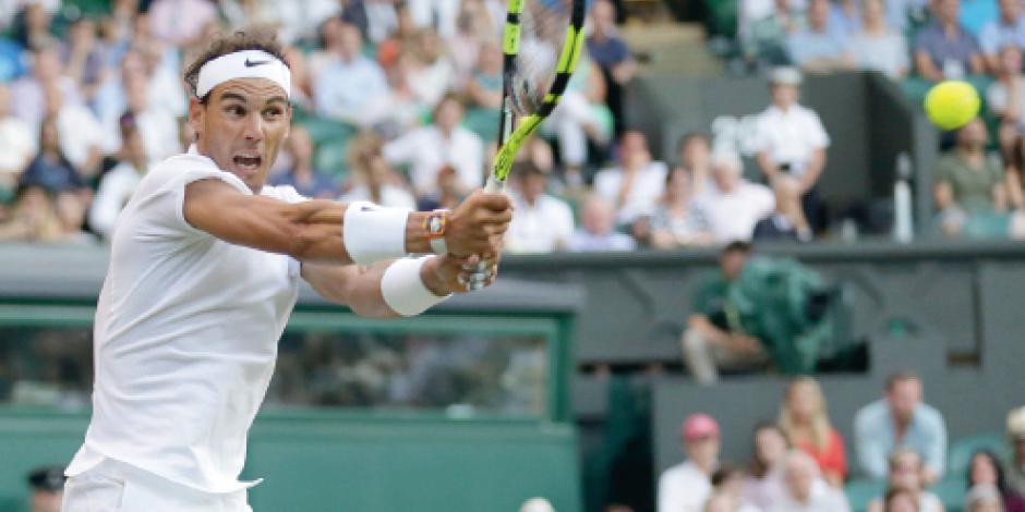 Nadal y Murray, a la  tercera ronda inglesa
