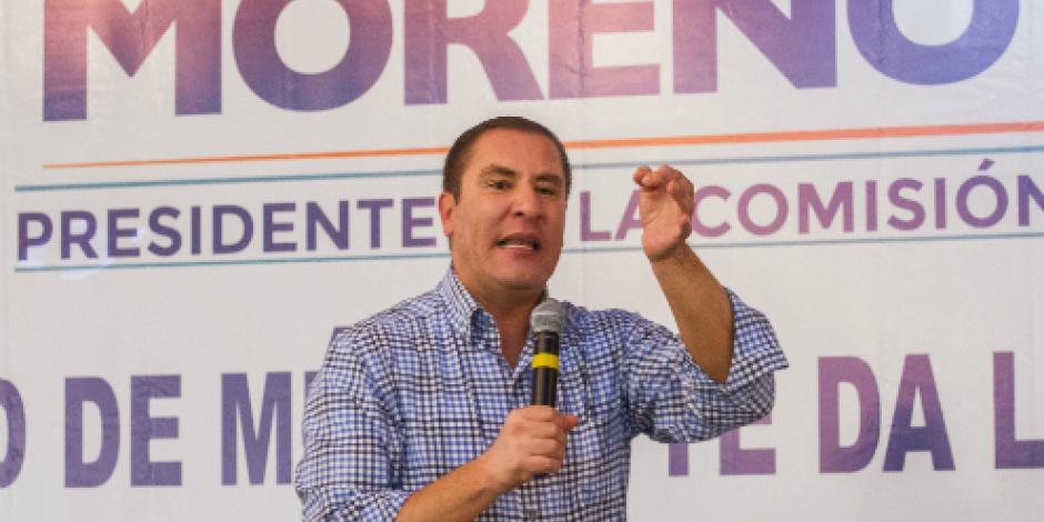 Sin FAD, resultaría difícil ganar elecciones presidenciales para el PAN, dice Moreno Valle