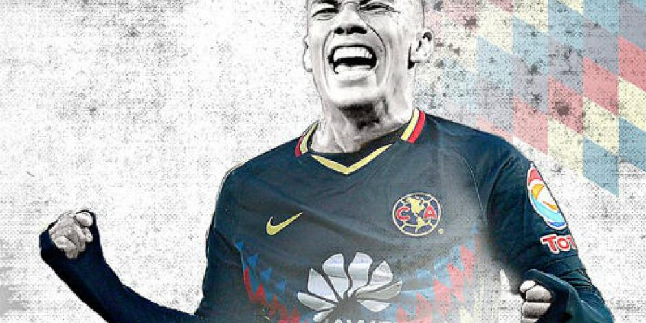 ¡Se le hizo al Ame! Presume contratación de Mateus Uribe