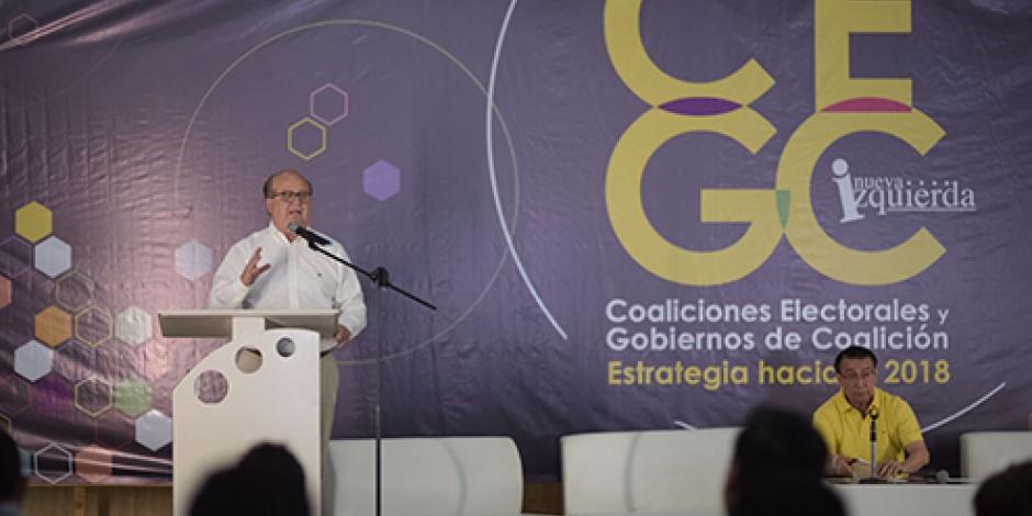 Es el momento histórico de una alianza para ganar  la presidencia: Graco Ramírez
