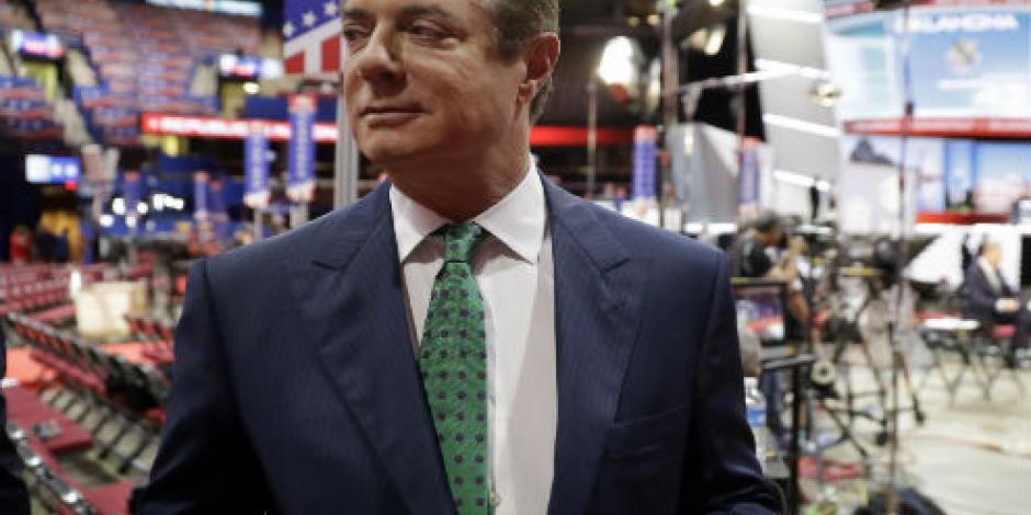 Legisladores plantean interrogar a ex jefe de campaña de Trump por nexos con Rusia
