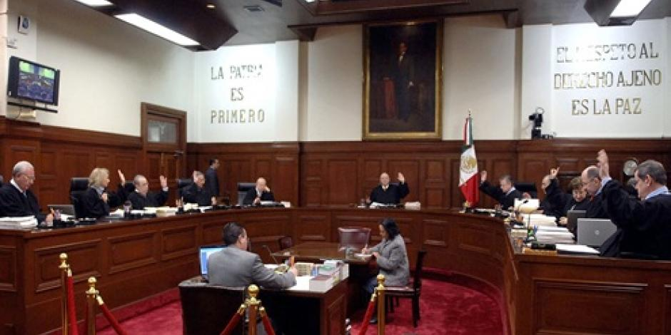 Admite la SCJN impugnaciones a la Ley Electoral de CDMX