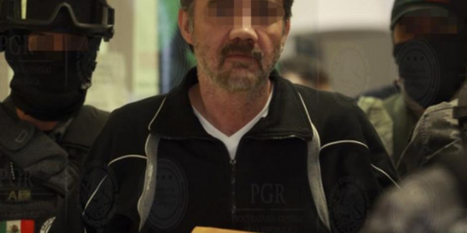 """Arrestan al hermano de """"El Licenciado"""" en Arizona"""