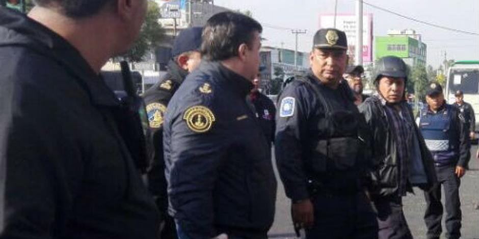 CDMX no es tierra de nadie; seguirán operativos, afirma Mancera