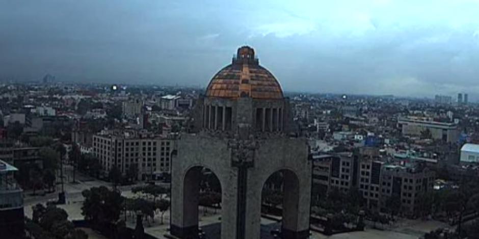 Amanece Valle de México con buena calidad del aire