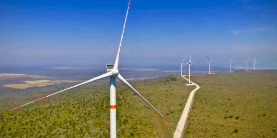 Tamaulipas construye el Parque Eólico más grande del país con inversión de 600 mdd