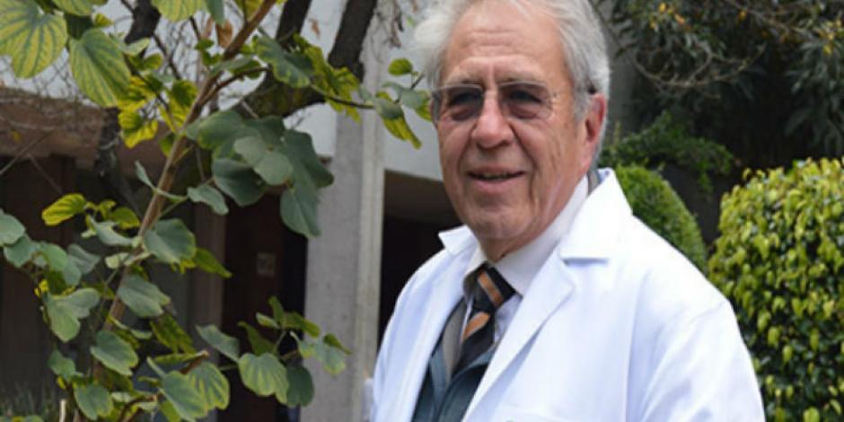 Jorge Alcocer se suma al plan de salud de AMLO para 2018