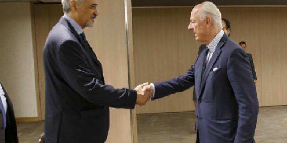 Reabre ONU negociaciones para tratar de poner fin a la Guerra Civil en Siria