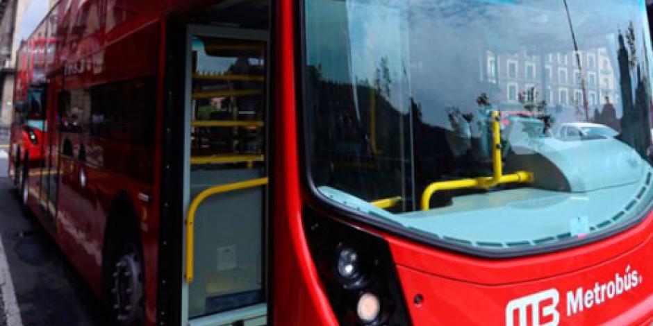 Anuncian que Monte Elbruz será el punto de retorno de la L7 del Metrobús