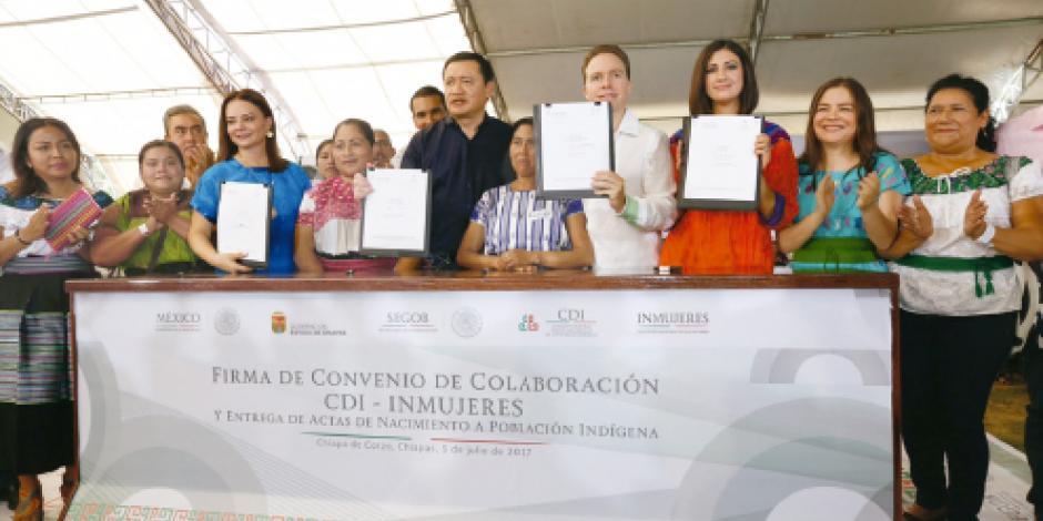 Chiapas, entre entidades más seguras: Segob