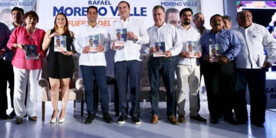 Frente opositor debe proponer la eliminación del fuero, dice Moreno Valle