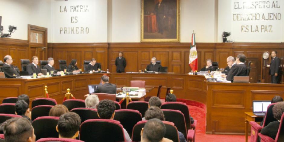 Corte da palo a Morena y valida formación paritaria de Congreso