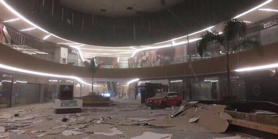 Suman cinco muertos por sismo
