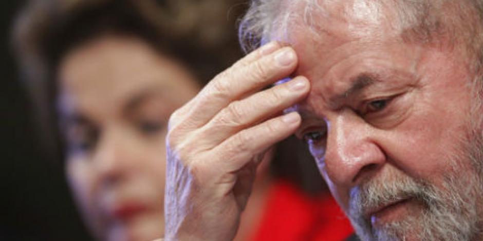 Condenan a Lula da Silva a 9 años y medio de cárcel por corrupción