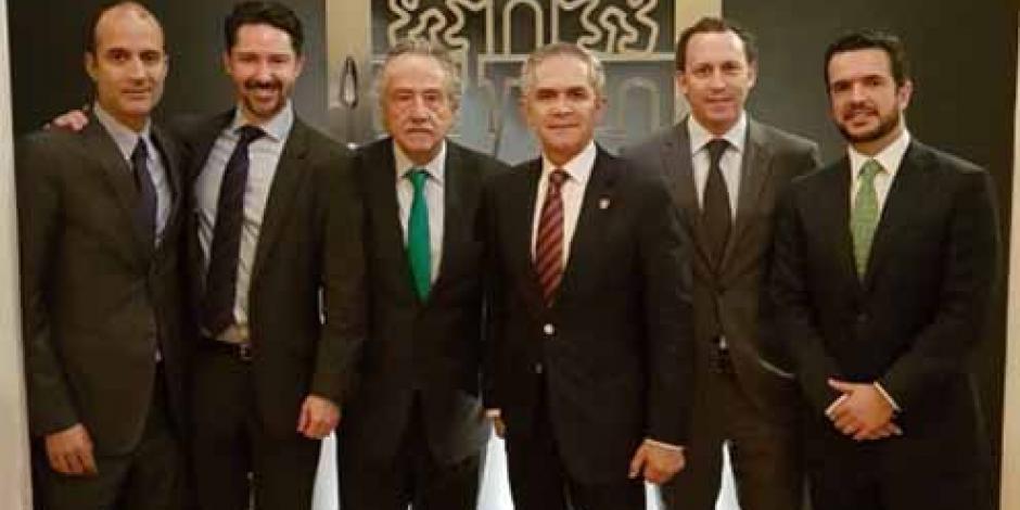 OFICIAL: La CDMX es candidata para ser sede del Mundial 2026