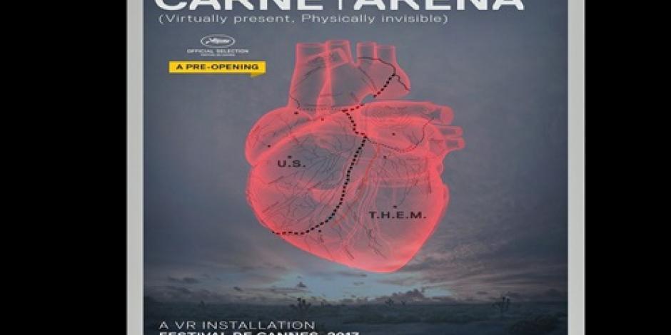 González Iñárritu lleva la realidad virtual al Festival de Cannes