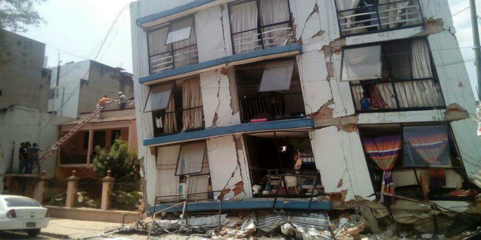 Suman 68 muertos tras el sismo entre CDMX, Morelos, Edomex y Puebla