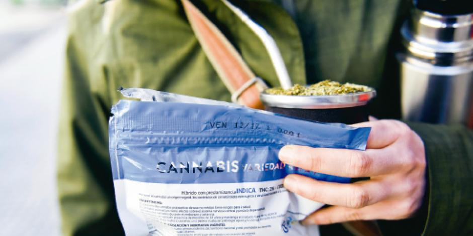 Uruguay se vuelve el primer país en vender cannabis legal