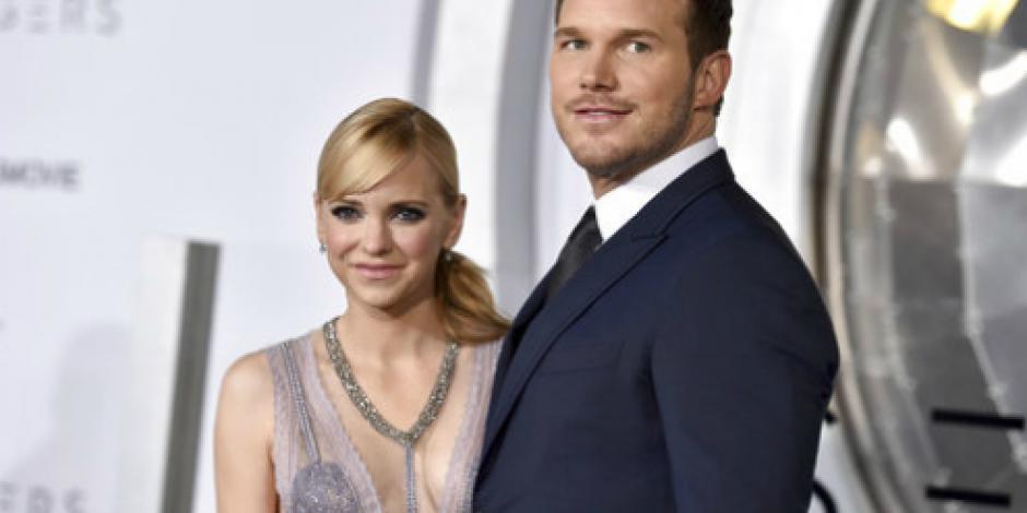 Anuncian divorcio Chris Pratt y Anna Faris, de las parejas favoritas de Hollywood