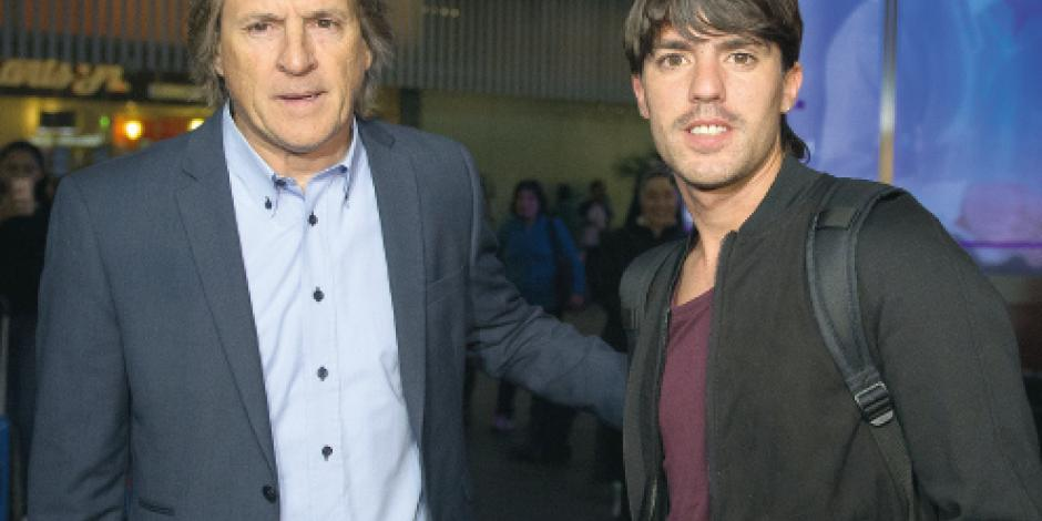 Mauro llega a México sin buscar revancha