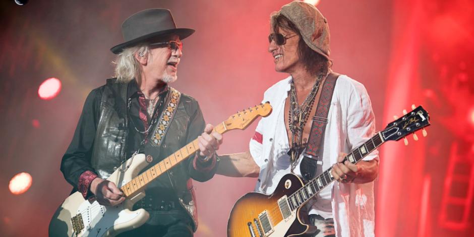 Aerosmith cancela gira en AL  por salud de Tyler