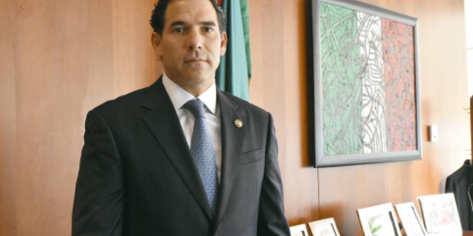 Deja Escudero Mesa del Senado con mejor nota en transparencia