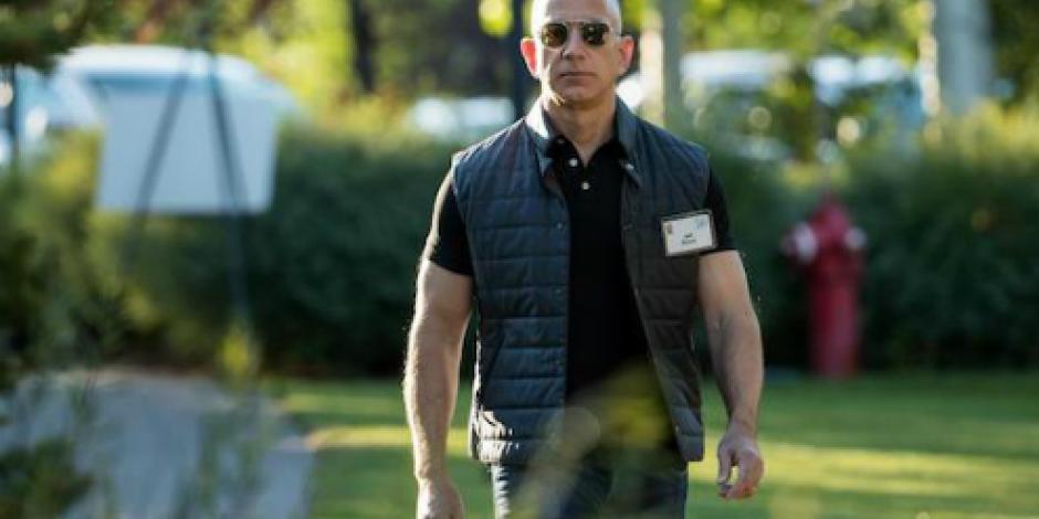Jeff Bezos destrona a Bill Gates como el más rico del mundo