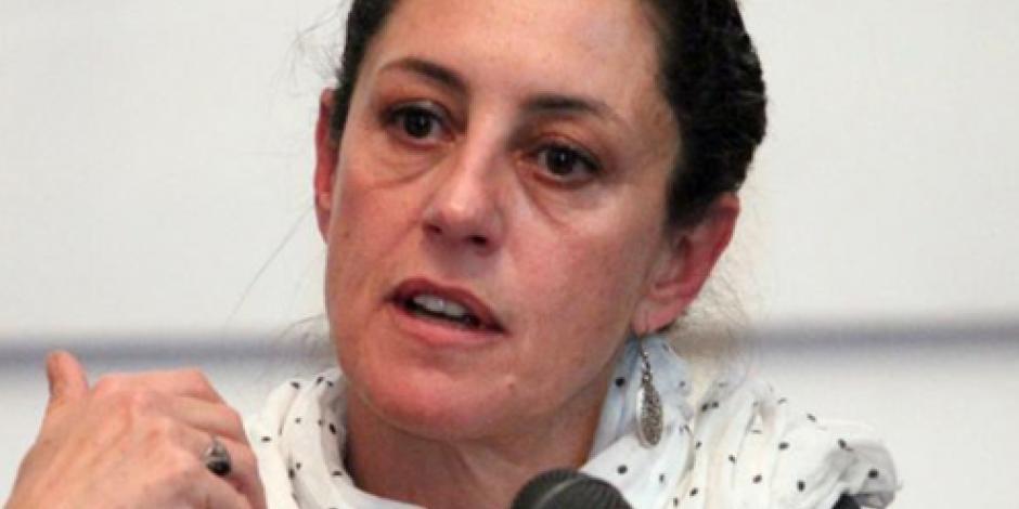 Sheinbaum y Batres rechazan encuesta a favor de Monreal