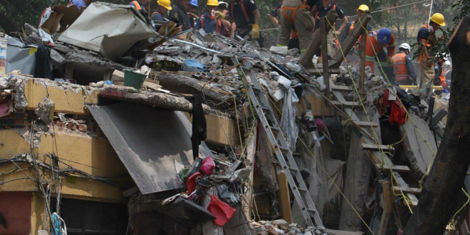 Investiga PGJ uso de materiales defectuosos en edificios colapsados