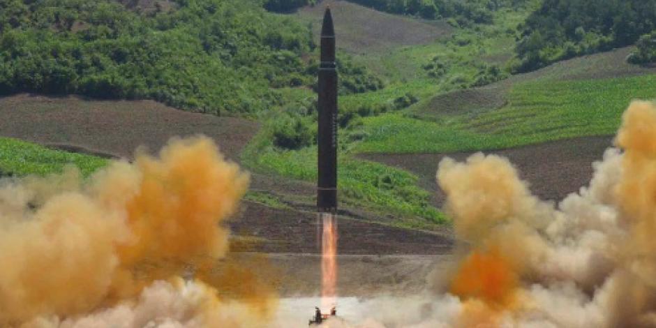 Corea del Norte amenaza con ataque nuclear en el corazón de EU