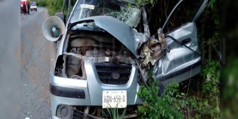 Nuevo director de Cereso en Guerrero choca y mata a mujer que iba en otro auto