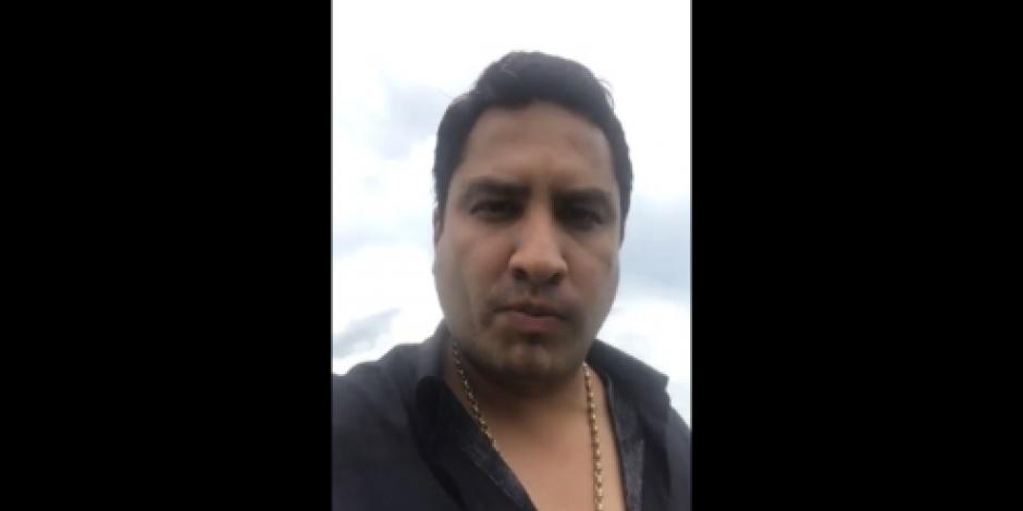 VIDEO: Julión responde a sanción de EU por vínculos con el narco