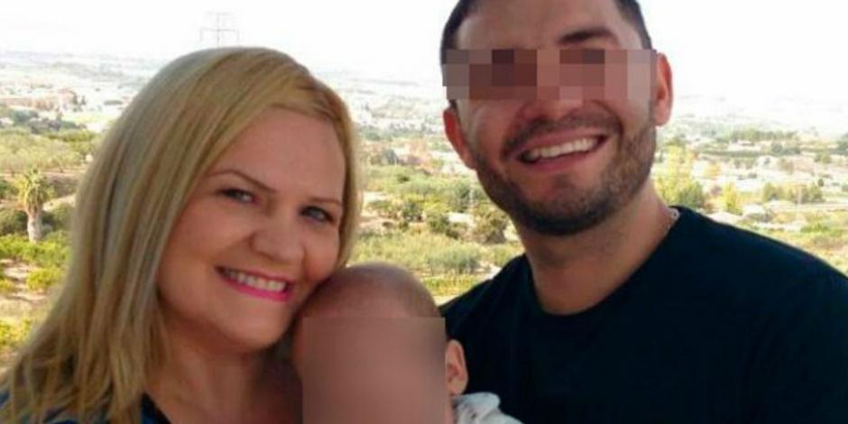Detienen a esposo de Pilar Garrido por homicidio